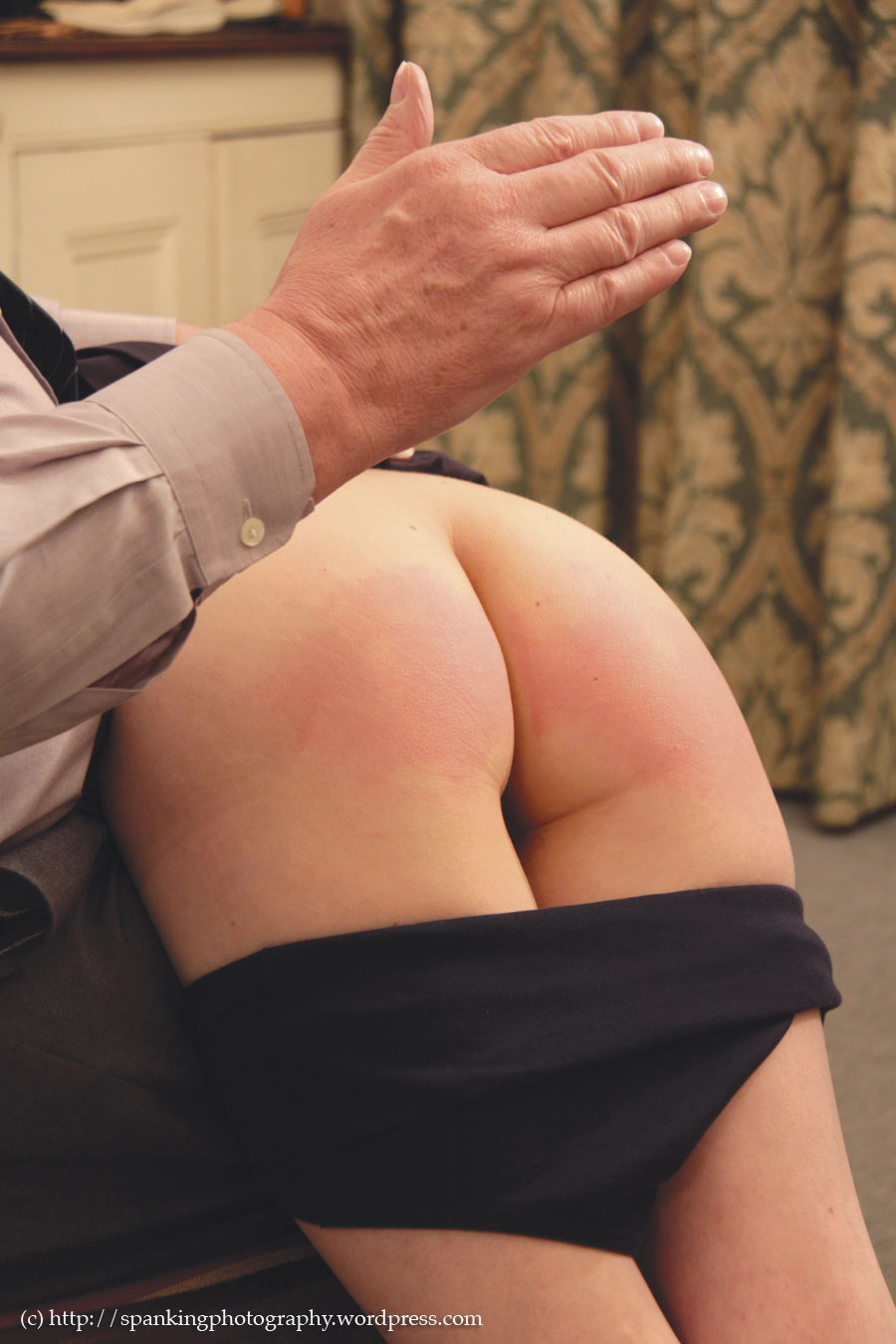 Prefer the spank bottom knickers hands the shaft